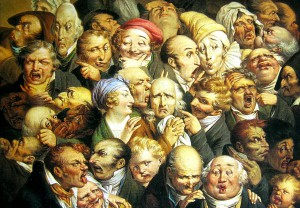 Boilly - expressies